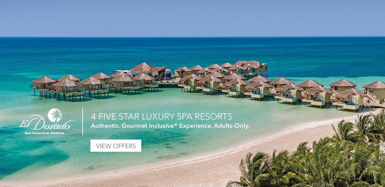 Adults-only El Dorado Resorts