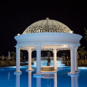 Luxury-Bahia-Principe-runaway-bay-Night