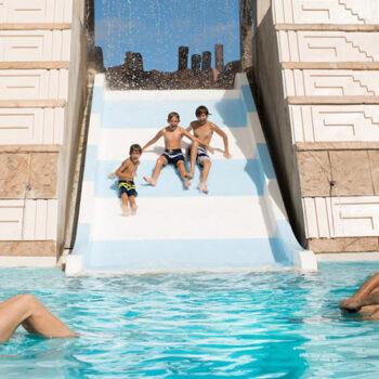 Finest-Playa-Mujeres-water-slide