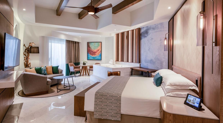 Hilton+Playa+Del+Carmen+Junior+Suite