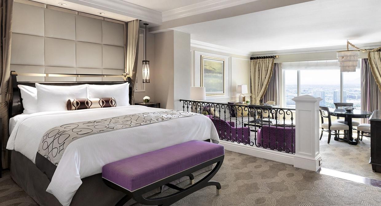 Luxury Suite at Palazzo Las Vegas