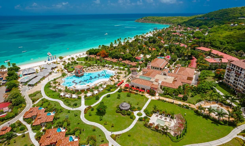 Sandals-Grande-Antigua-Resort-View