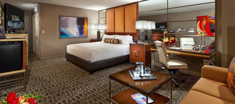 MGM Grand King Bedroom