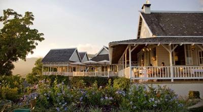 Strawberry Hill Resort, Jamaica